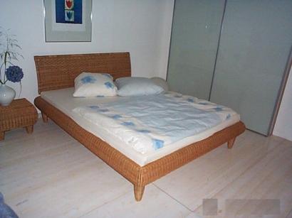 Ratanová postel Casandra