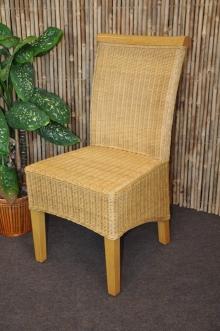Ratanová židle Larissa medová