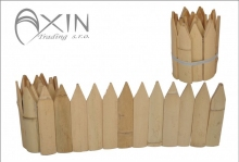 Bambusový plůtek špička