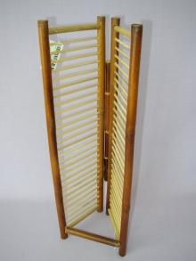 Stojan na CD bambus