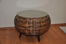 Ratanový stolek Toscano