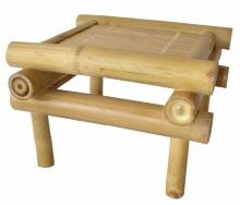 Bambusová stolička velká