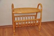 Ratanový stolek Henson