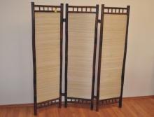 Bambusový paravan vzhledové vady