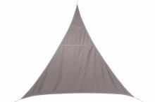 Stínící plachta trojúhelník 2m - capucino